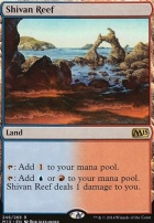 2015 Core Set: Shivan Reef