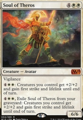2015 Core Set: Soul of Theros