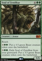 2015 Core Set: Soul of Zendikar