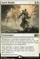 2015 Core Set: Spirit Bonds