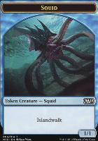 2015 Core Set: Squid Token
