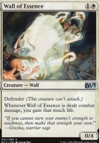 2015 Core Set Foil: Wall of Essence