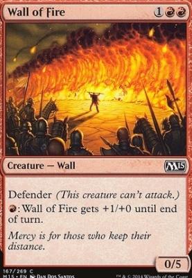 2015 Core Set: Wall of Fire