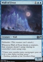 2015 Core Set: Wall of Frost