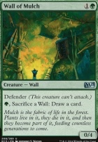 2015 Core Set: Wall of Mulch