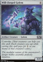 2015 Core Set: Will-Forged Golem