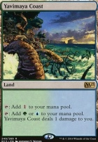 2015 Core Set: Yavimaya Coast