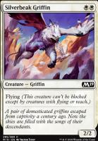 Core Set 2019: Silverbeak Griffin (Planeswalker Deck)