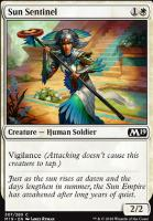 Core Set 2019: Sun Sentinel (Welcome Deck)