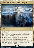 Adventures in the Forgotten Realms Commander Decks: Crucible of the Spirit Dragon