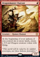 Adventures in the Forgotten Realms Commander Decks: Dragonmaster Outcast