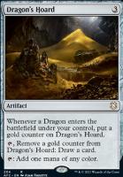 Adventures in the Forgotten Realms Commander Decks: Dragon's Hoard