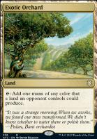 Adventures in the Forgotten Realms Commander Decks: Exotic Orchard