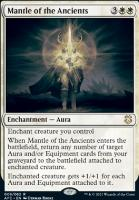 Adventures in the Forgotten Realms Commander Decks: Mantle of the Ancients