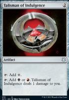 Adventures in the Forgotten Realms Commander Decks: Talisman of Indulgence