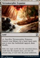 Adventures in the Forgotten Realms Commander Decks: Terramorphic Expanse
