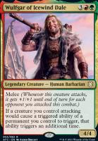 Adventures in the Forgotten Realms Commander Decks: Wulfgar of Icewind Dale