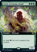 Adventures in the Forgotten Realms Variants: Circle of Dreams Druid (Extended Art)