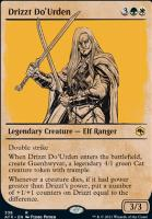 Adventures in the Forgotten Realms Variants: Drizzt Do'Urden (Showcase)