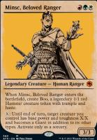 Adventures in the Forgotten Realms Variants: Minsc, Beloved Ranger (Showcase)