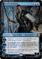 Adventures in the Forgotten Realms Variants: Mordenkainen (Borderless)