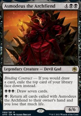 Adventures in the Forgotten Realms: Asmodeus the Archfiend