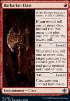 Adventures in the Forgotten Realms: Barbarian Class