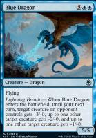 Adventures in the Forgotten Realms: Blue Dragon