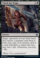 Adventures in the Forgotten Realms Foil: Check for Traps