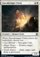 Adventures in the Forgotten Realms Foil: Dawnbringer Cleric