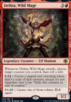 Adventures in the Forgotten Realms: Delina, Wild Mage