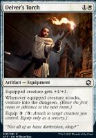 Adventures in the Forgotten Realms: Delver's Torch