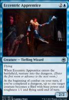 Adventures in the Forgotten Realms Foil: Eccentric Apprentice
