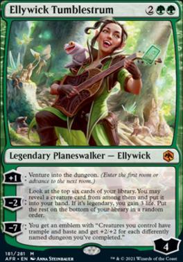 Adventures in the Forgotten Realms: Ellywick Tumblestrum