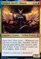 Adventures in the Forgotten Realms Foil: Farideh, Devil's Chosen