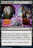 Adventures in the Forgotten Realms Foil: Fates' Reversal