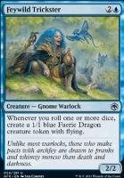 Adventures in the Forgotten Realms Foil: Feywild Trickster