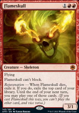 Adventures in the Forgotten Realms: Flameskull