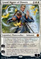 Adventures in the Forgotten Realms: Grand Master of Flowers