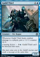 Adventures in the Forgotten Realms Foil: Guild Thief