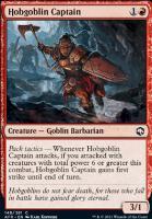 Adventures in the Forgotten Realms Foil: Hobgoblin Captain