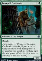 Adventures in the Forgotten Realms Foil: Intrepid Outlander