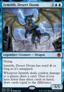 Adventures in the Forgotten Realms: Iymrith, Desert Doom