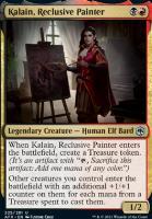 Adventures in the Forgotten Realms: Kalain, Reclusive Painter