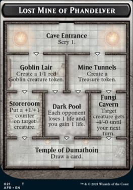 Adventures in the Forgotten Realms: Lost Mine of Phandelver