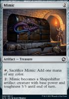 Adventures in the Forgotten Realms Foil: Mimic