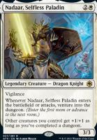 Adventures in the Forgotten Realms: Nadaar, Selfless Paladin