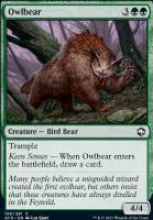 Adventures in the Forgotten Realms Foil: Owlbear