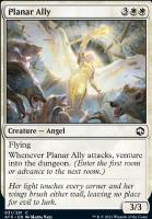 Adventures in the Forgotten Realms Foil: Planar Ally