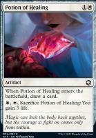 Adventures in the Forgotten Realms Foil: Potion of Healing